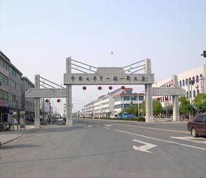 海宁周王庙镇